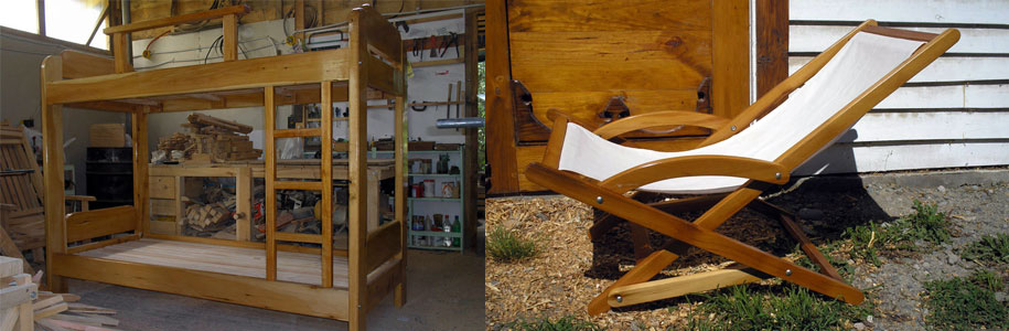 Muebles Artesanales y Carpintería Patagonia Artesanal | Lago Puelo ...
